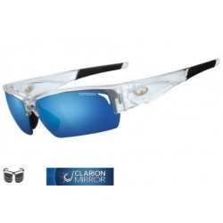 Lunettes Lore transparent, 3 écrans (Clarion Blue / AC Red / Clear)